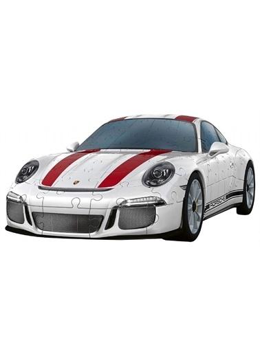 Ravensburger Porsche 3D Puzzle 125289 Renkli